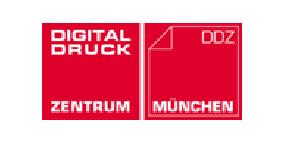 Digitaldruckzentrum DDZ München logo